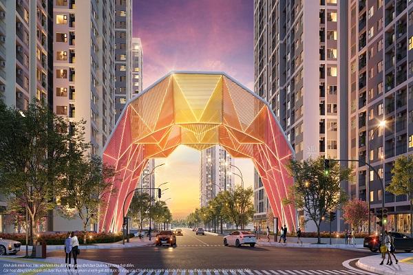 Vinhomes Grand Park - The Origami